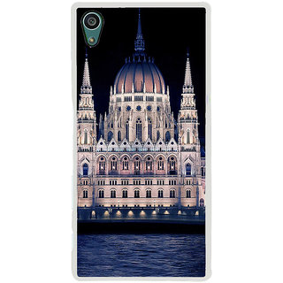 ifasho Victoria palace Back Case Cover for Sony Xperia Z5