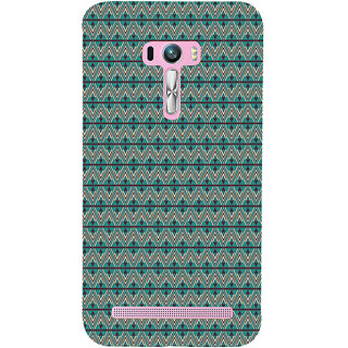 ifasho Animated Pattern colrful 3Dibal design Back Case Cover for Asus Zenfone Selfie