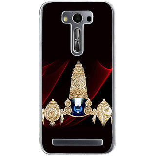 ifasho Lord Balaji Back Case Cover for Zenfone 2 Laser ZE500KL