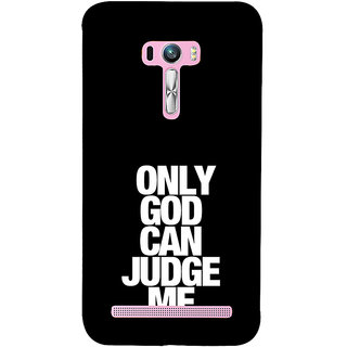 ifasho quotes on god Back Case Cover for Asus Zenfone Selfie