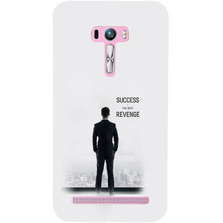 ifasho quotes on success Back Case Cover for Asus Zenfone Selfie