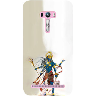 ifasho goddess  maa Kali Ugra tara Back Case Cover for Asus Zenfone Selfie