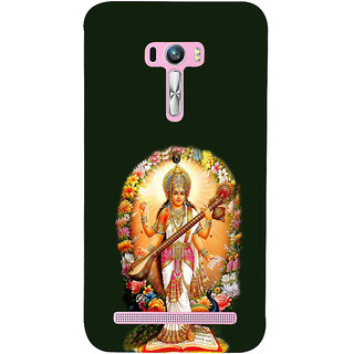 ifasho Goddess Saraswati  Back Case Cover for Asus Zenfone Selfie