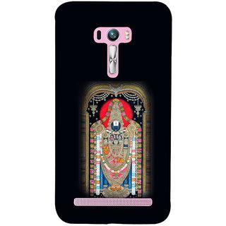 ifasho Tirupati Balaji Back Case Cover for Asus Zenfone Selfie