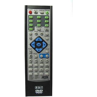 Videocon Dvd Player Universal Remote Controller