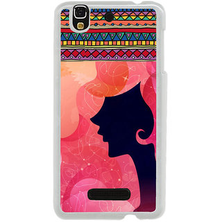 ifasho fashion Girls Back Case Cover for Yureka