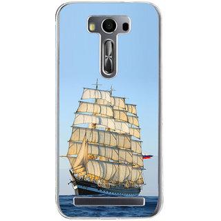 ifasho Ship in See Back Case Cover for Zenfone 2 Laser ZE500KL