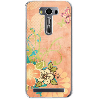 ifasho Animated Pattern colrful traditional design cloth pattern Back Case Cover for Zenfone 2 Laser ZE500KL