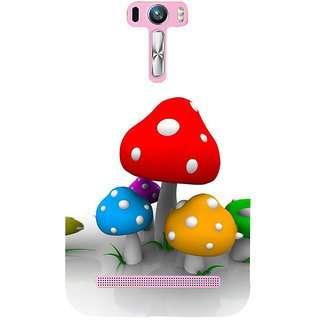 ifasho Mushrooms cartoon Back Case Cover for Asus Zenfone Selfie