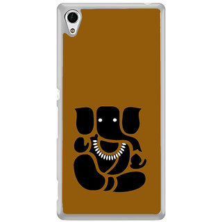 ifasho Modern Art Ganesh Back Case Cover for Sony Xperia Z3 Plus