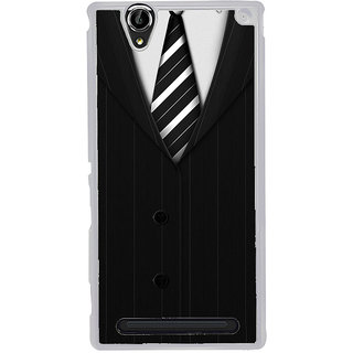 ifasho Gentle man  Back Case Cover for Sony Xperia T2