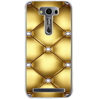 ifasho Dont worry be happy Back Case Cover for Zenfone 2 Laser ZE500KL