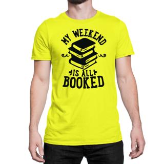 Desi Swag Yellow Round Neck Half Sleeve T-Shirt for Men