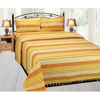 Home Diva Handmade Bed-sheet