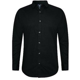 Black Formal Shirts for Men