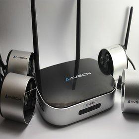 Aavech Wireless Cctv Cameras