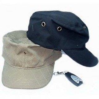 Krish Spy Cap Camera - KRISHSPY11
