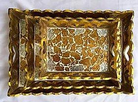 Brown Color Tray