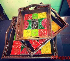 Multi Color Tray