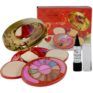 TYA Fashion Make Up Kit Free Kajal-OGAG