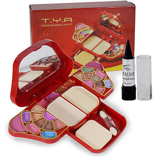 TYA Fashion Make up Kit Free Kajal-OPUH