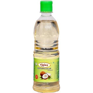 Chithirai Cold pressed Coconut Hair Oil  (200 ml)