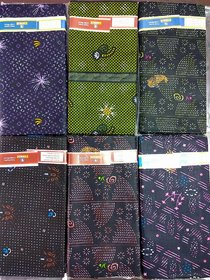 Men's Cotton Lungies-(Multi-coloured  Numerous Designs)