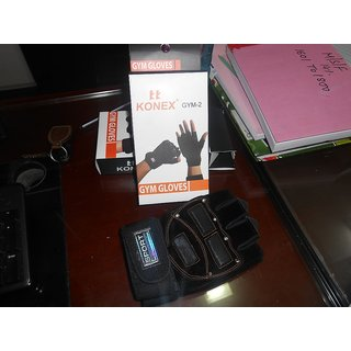 Konex Gym-2 Gym Gloves