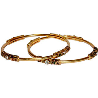 Lakshya Antique Look Bangle-L-014