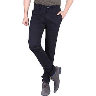 Regular Fit Mens Trousers