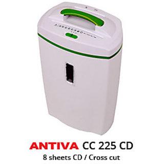 Antiva Small Office Shredder - CC 225 CD