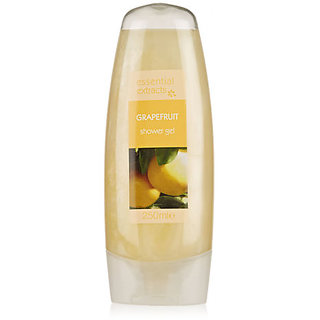 ESSENTIAL EXTRACTS Grapefruit Shower Gel 250ml
