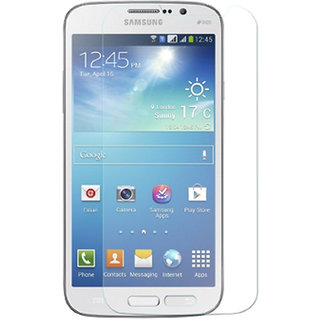 Samsung Galaxy S Duos 2 Tempered Glass Screen Guard With Cleaning Cloth