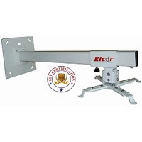 Elcor Projector Wall Mount Kit Size 1x1 (2ft Adjustable)