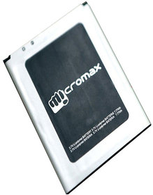 Li Ion Polymer Replacement Battery for Micromax Bolt A27