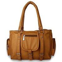kezitaska Fashion Women's Handbag Dark Brown - HB423-011-DARKBROWN