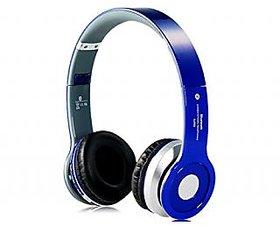 A Five S450 bluetooth Headphone Blue