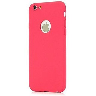 VSDEALS Soft Silicon Back Case Cover for Apple iPhone 5 / 5S / 5 SE - Orange
