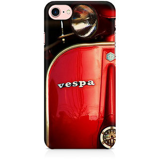 Vespa deign Mobile case for Apple iPhone 7
