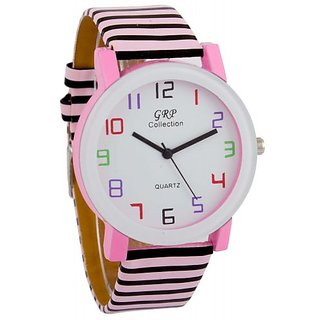 GRP COLLECTION ANALOG FORMAL WOMEN WATCH-HH78