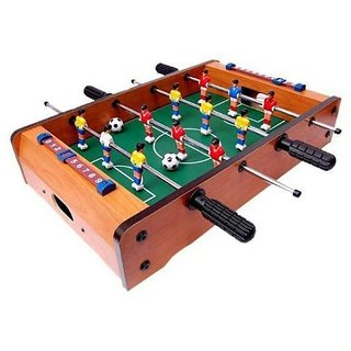 Toy Table Top Foosball Table For Indoor Football Soccer Game From Amayra Store