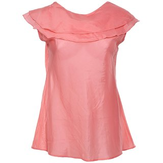 Rose Pink Top