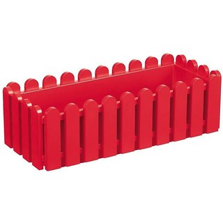 Plastic  Containers, Boxes (Red)