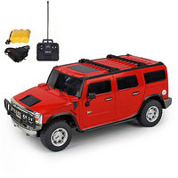 Remote Controlled 1 24 Hummer (Red / Yellow)