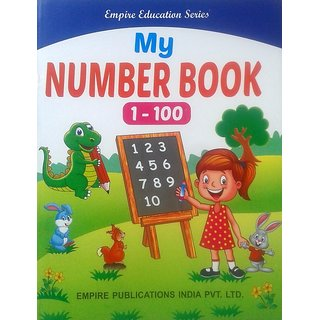 MY NUMBER BOOK 1 - 100