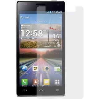 Flirky Tempered Glass Guard for Lava A52