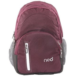 Neo Cosmos Purple Backpack (28 Liters)