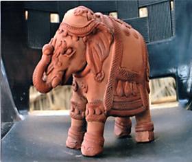 handicraft gift Elephant