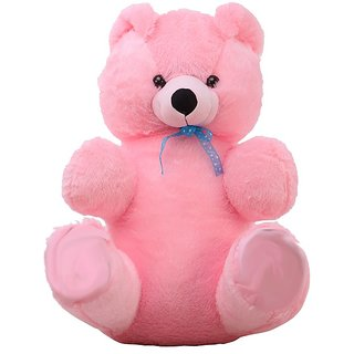 Deals India Cream mother and Baby Teddy Bear