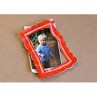 PRABHAKAR GIFT PALACE photo frame plastic